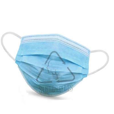 Máscara de Proteção Cirúrgica tipo 2