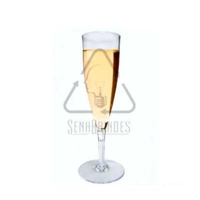 Taça para Champanhe - Sena Brindes