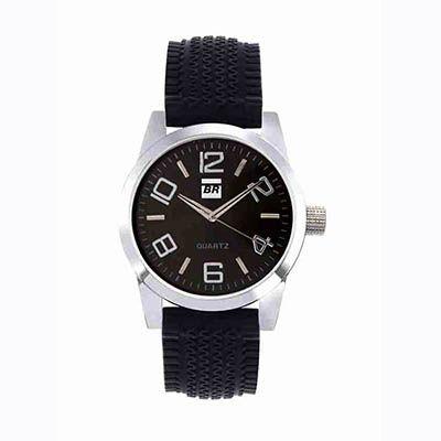 mirus-relogios - Relógio de pulso analógico com pulseira de borracha.