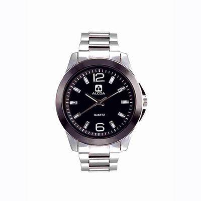 Mirus Relógios - Relógio de pulso analógico confeccionada em metal, com garantia de 1 ano.