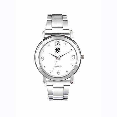 mirus-relogios - Relógio de pulso analógico confeccionada em metal, com garantia de 1 ano.