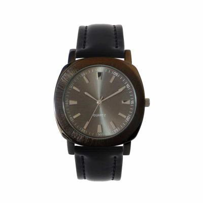 Relógio de pulso analógico com pulseira de Couro. Adquira já um relógio personalizado de ótima qualidade! - Mirus Relógios
