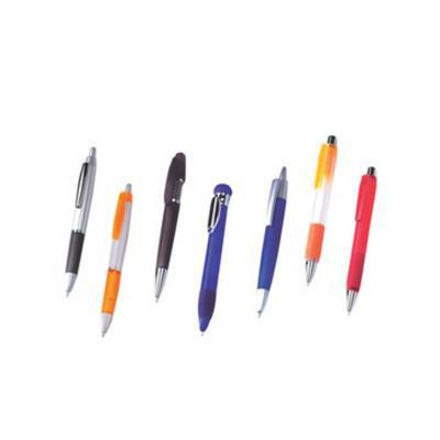 Ato Produtos - Canetas plásticas personalizadas em diversos modelos.