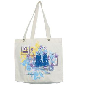 ato-produtos - Eco bag com alça de algodão e gravação personalizada.