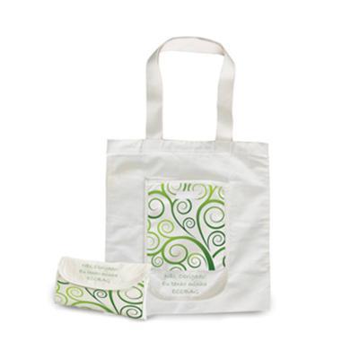 ato-produtos - Eco bag com alça de algodão.