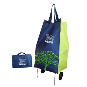 Ato Produtos - Eco bag de nylon com gravação personalizada.