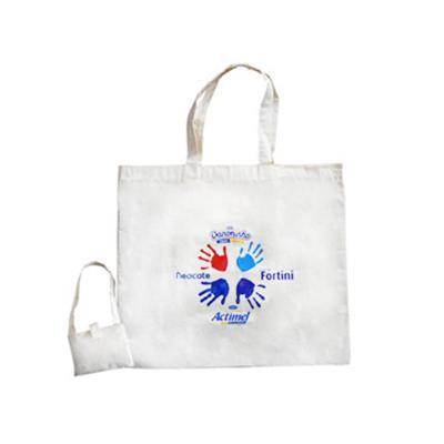 ato-produtos - Eco bag com botão e gravação personalizada.
