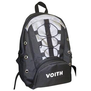 ato-produtos - Mochila em nylon com compartimento para notebook e gravação personalizada.