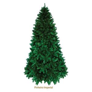 brinde-natalino - Árvore de Natal Pinheiro Imperial