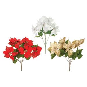 brinde-natalino - Flor Bico de Papagaio 50cm Bouquet