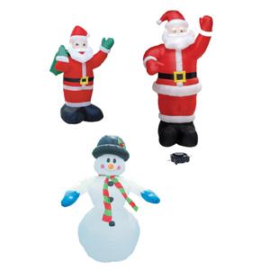 brinde-natalino - Bonecos de Natal Infláveis para uso interno e uso externo