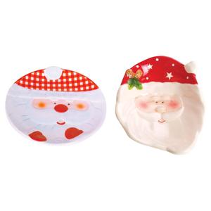 brinde-natalino - Prato Papai Noel em Dolamita