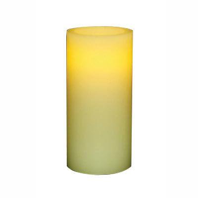 Brinde Natalino - Vela Parafina com LED (eletrônica)