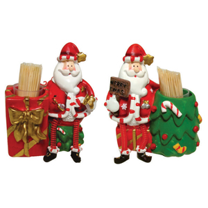 brinde-natalino - Paliteiro Papai Noel