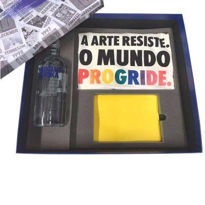 Encaixe - Caixa Absolut - projetos especiais