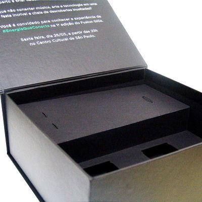 Encaixe - Caixa projetos especiais