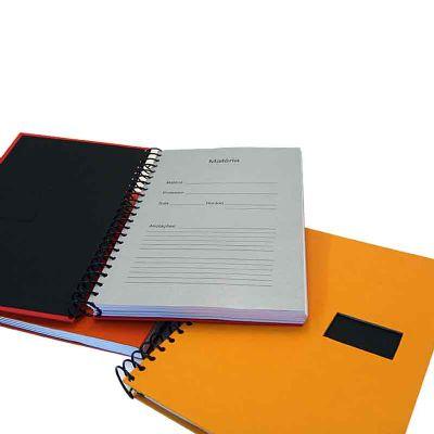 Encaixe - Caderno universitário