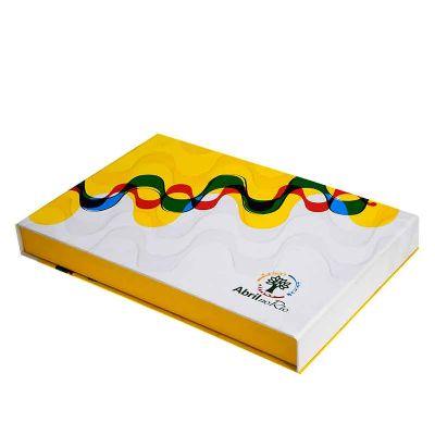 Encaixe - Caixa articulada olimpíadas