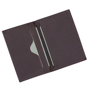 VT Couro - Porta cartões de visita.