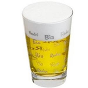 Copo de vidro para chopp modelo Caldereta.