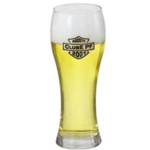 print-maker - Copo de vidro para cerveja, modelo Joinville.