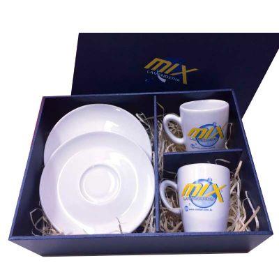 Kit de xícaras com personalização. - Print Maker