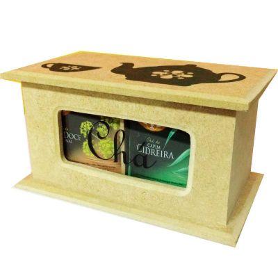 print-maker - Kit chá com 22 sachês.