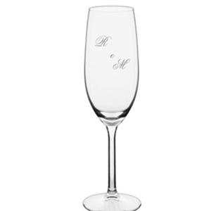 print-maker - Taça em cristal para espumante, com capacidade para 200 ml.