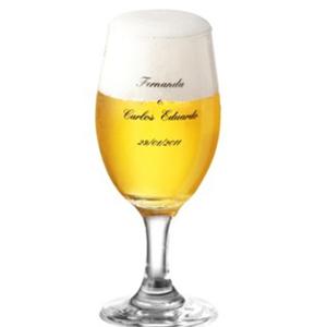 print-maker - Taça de vidro para cerveja, PM Windsor, capacidade 180 ml.