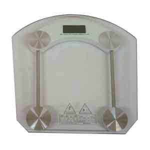 CZK brindes - Balança Personalizada - Medidas: 32 x 32 cm.