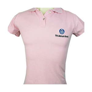 czk-confeccoes - Camiseta / Blusinha Pólo Feminina Personalizada.