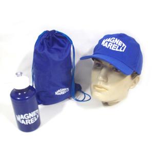 czk-confeccoes - Espelho de bolsa personalizado com escova para cabelo.