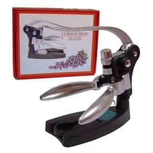 czk-confeccoes - Kit Vinho Personalizado - Saca rolhas em metal - Medidas: 8,5 x 15 x 7,5 cm.