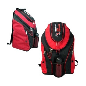 czk-confeccoes - Mochila de costas personalizada com compartimento para Lap Top.