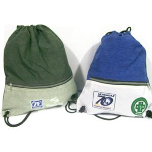 czk-confeccoes - Saco mochila personalizado em nylon estanado.