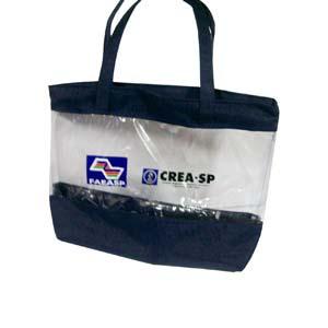 czk-confeccoes - Sacola de Praia Personalizada em PVC.
