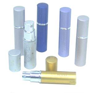CZK brindes - Vaporizador de Perfume Personalizado a Laser.