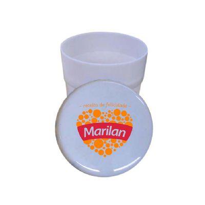 Copo retrátil ou sanfona 150 ml