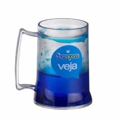 Caneca de Chopp com Gel 400 ml