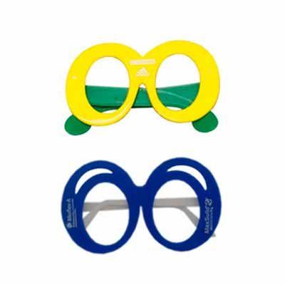 Comercial Sister's - Óculos torcida Zoião