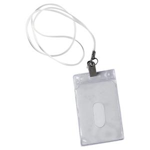 Pulcor - Cordão de silicone para crachá ou credenciais