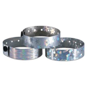 pulcor - Pulseiras para Identificação Holográfica em cores variadas