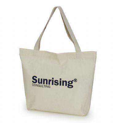 Embalagem - Sacola personalizada em algodão cru ecológico. Pode ser feita em qualquer tamanho e tecido e cor.