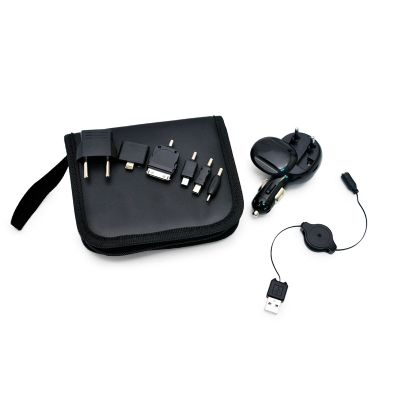 Marca Laser - Carregador universal para celular 3x1