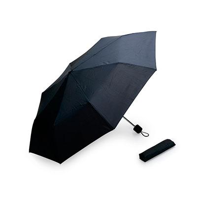 marca-laser - Guarda-chuva automático na cor preta