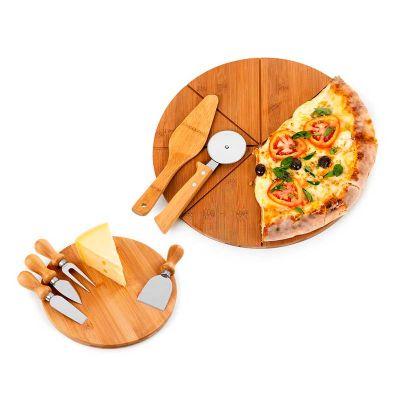 marca-laser - Kit pizza + Kit queijo com 6 acessórios