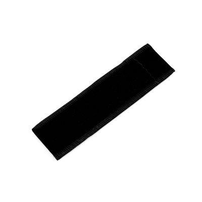Marca Laser - Saquinho de veludo preto para caneta.