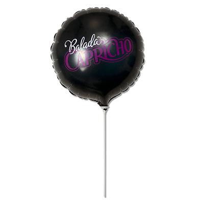 """universo-dos-baloes - Balão metalizado 20"""", impressão nos dois lados a 2 cores"""