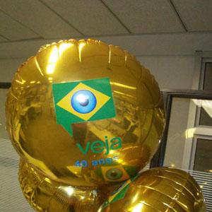 universo-dos-baloes - Balão com gravação personalizada.