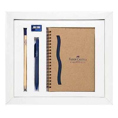Faber-Castell - Kit escritório ecológico personalizado